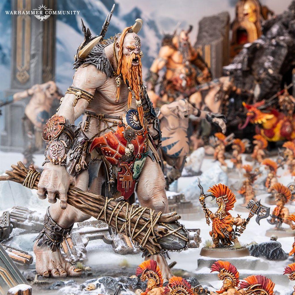 Sons of Behemat Warstomper
