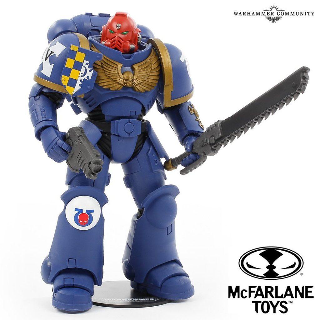 Assault Intercessor Primaris Mcfarlane
