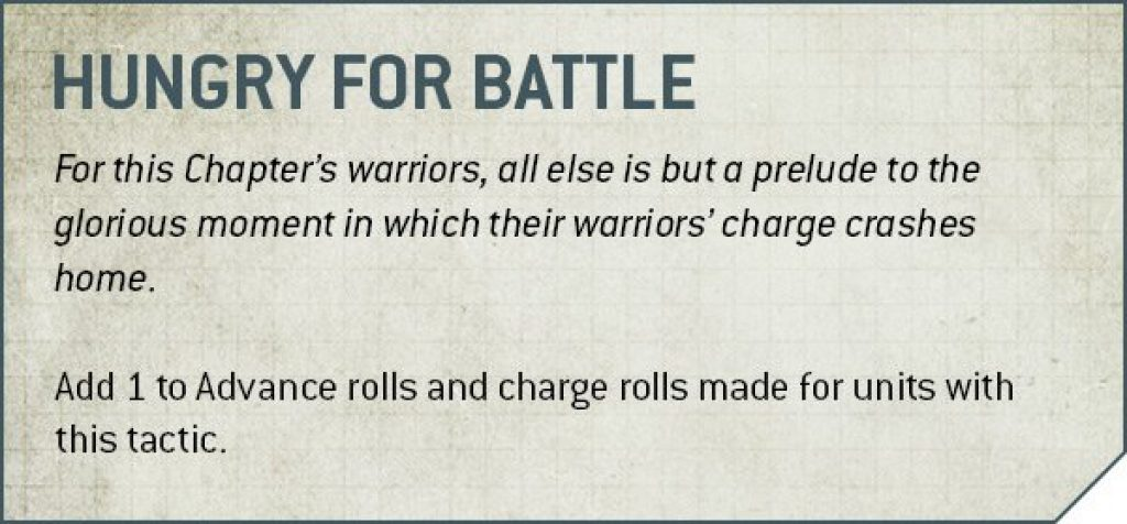 Hungry for Battle Rules