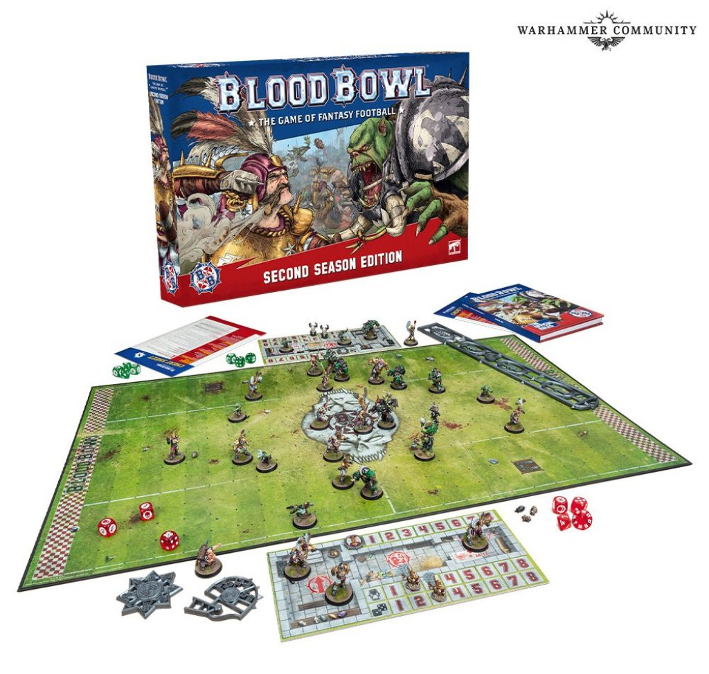 Blood bowl box Set Season 2