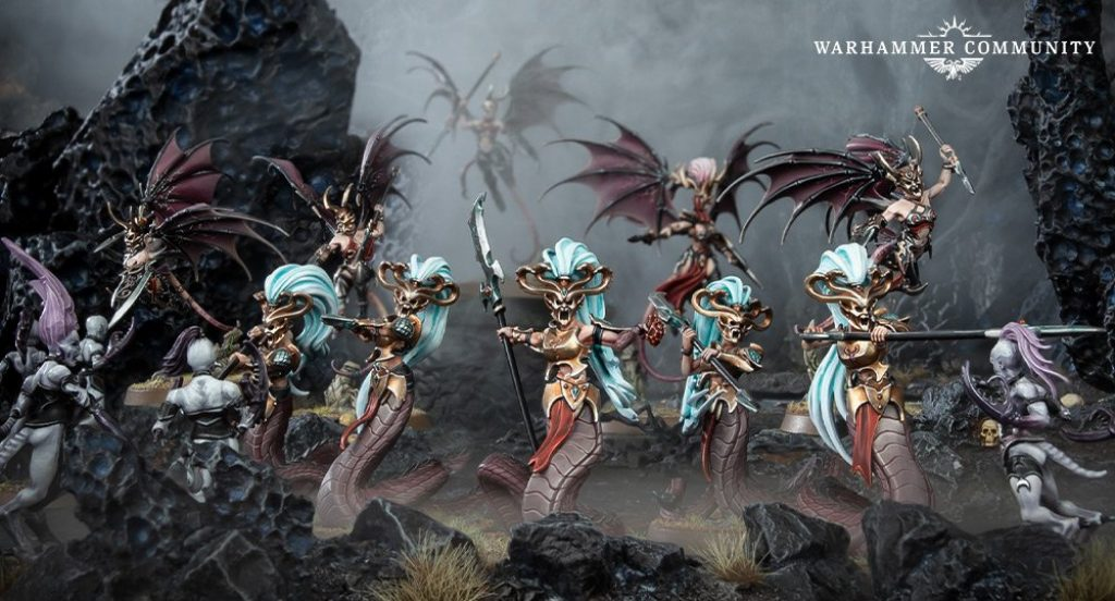 daugthers of khaine