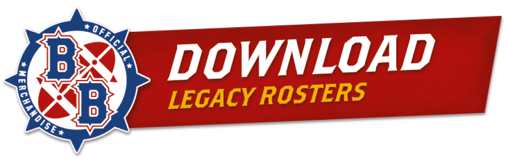 Download legacy teams rosters Blood Bowl