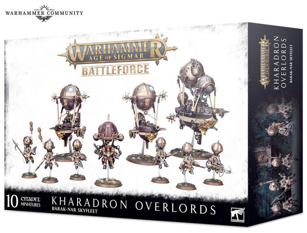 Kharadron Overlords Battleforge box