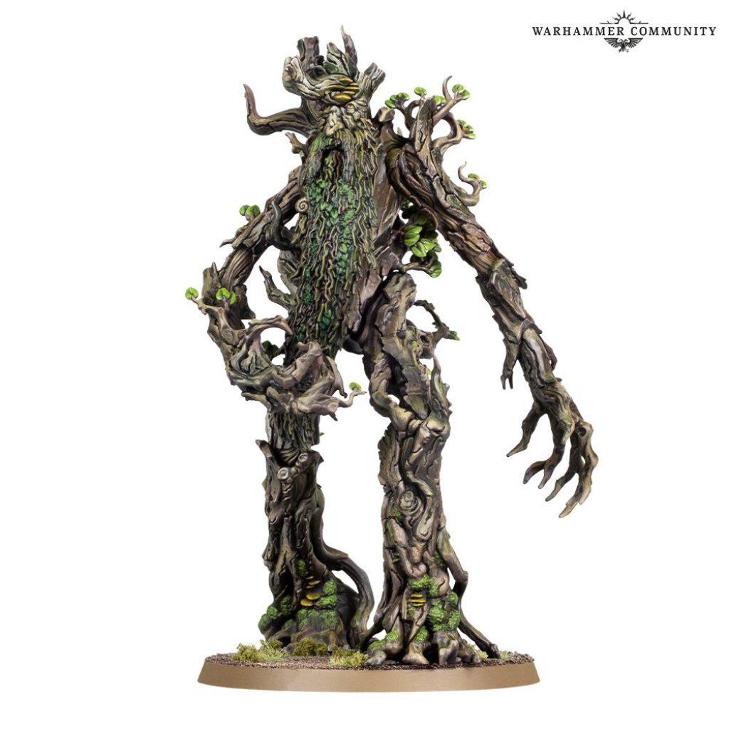 treebeard plastic middle earth