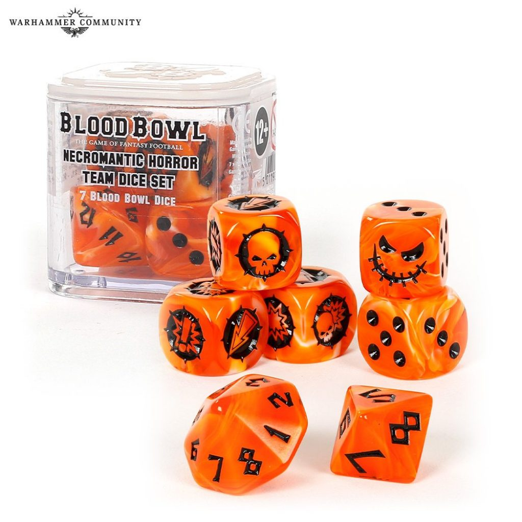 Undead Dices blood bowl