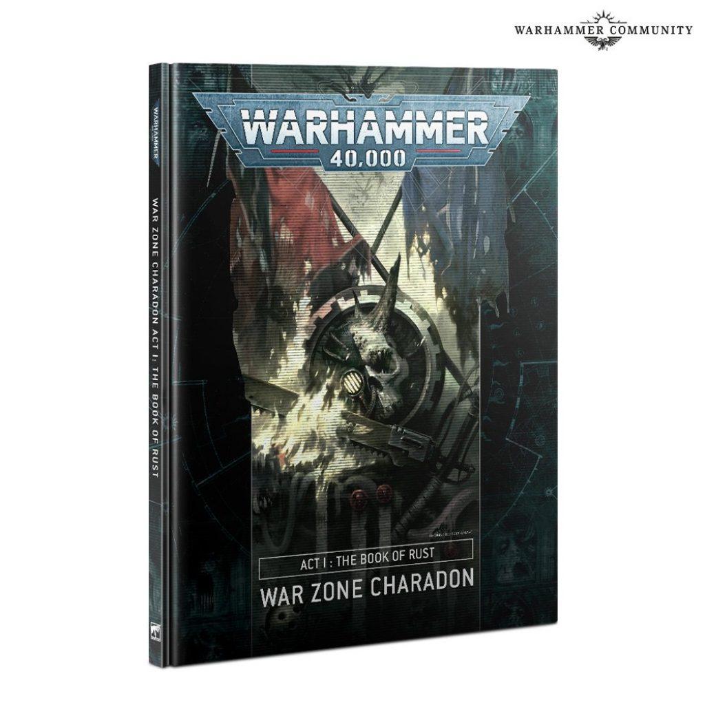 war zone charadon book of rust v9 warhammer 40k