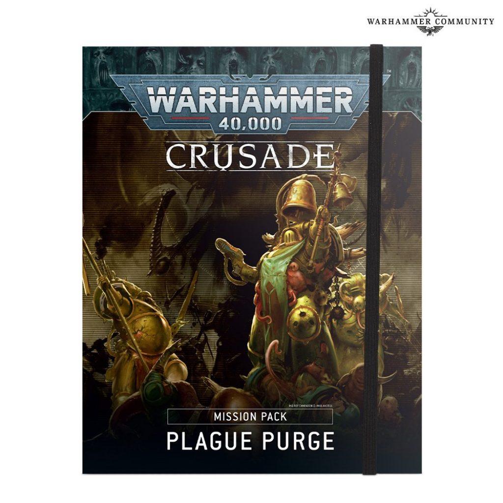 crusade mission pack plague purge v9 warhammer 40k