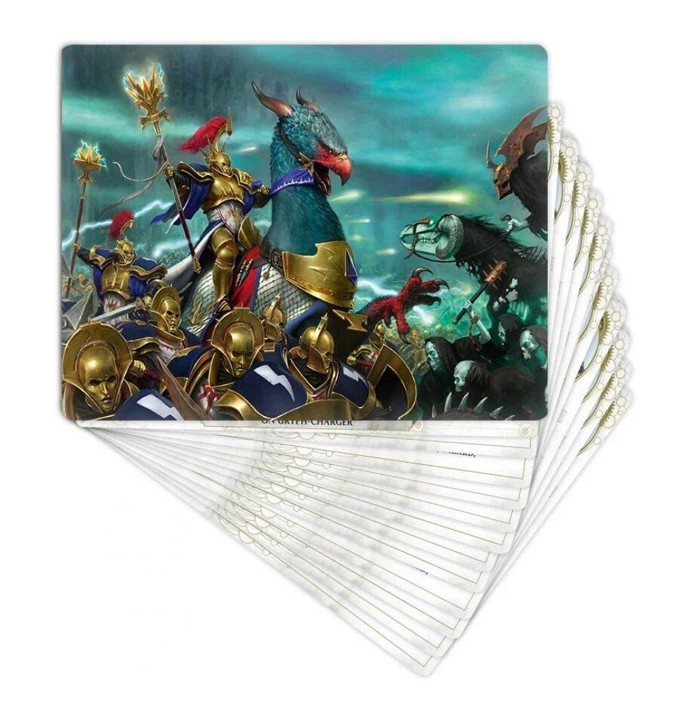 Soul War Warscrolls