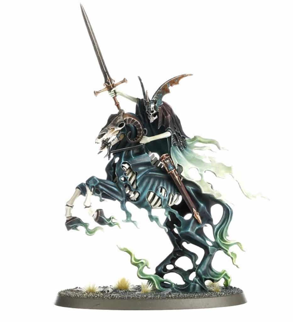 Soul War Knight of Shroud on Ethereal Steed