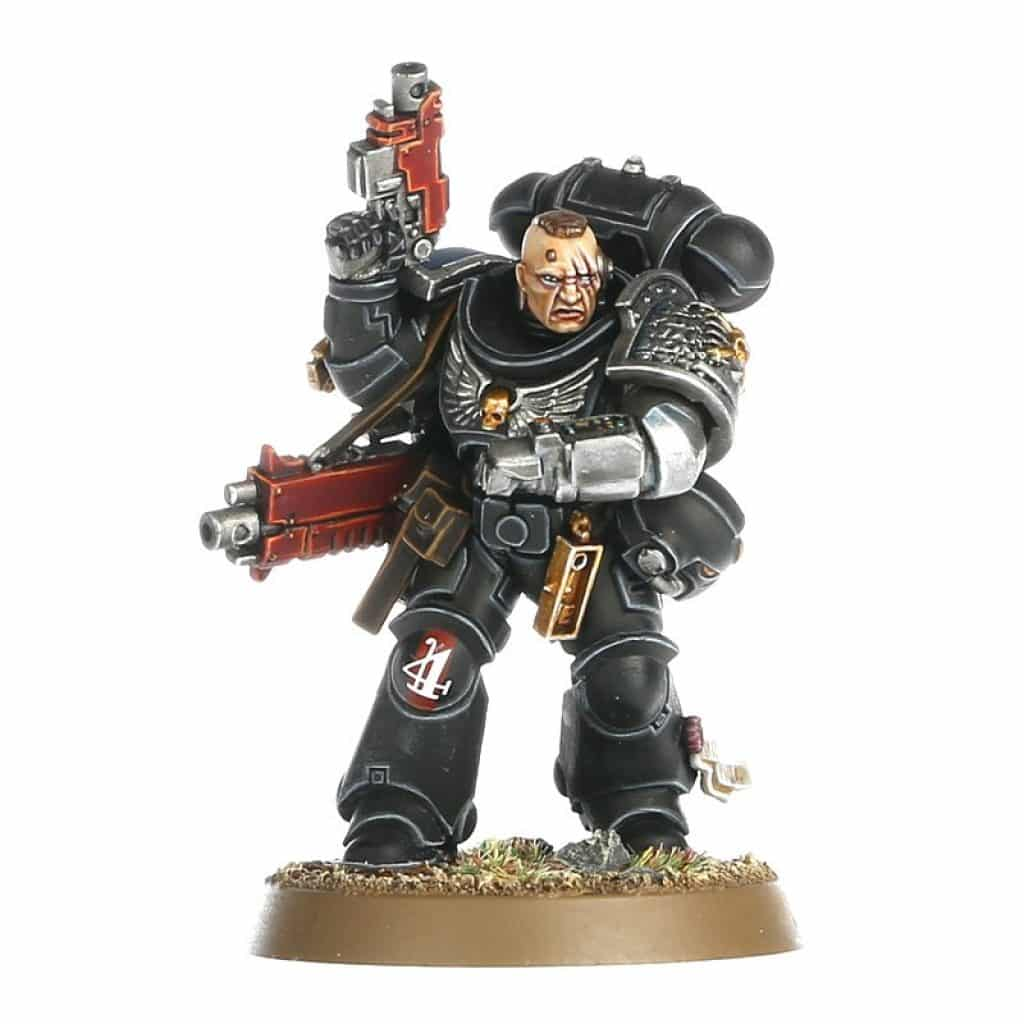 Combat Patrol Deathwatch Intercessors