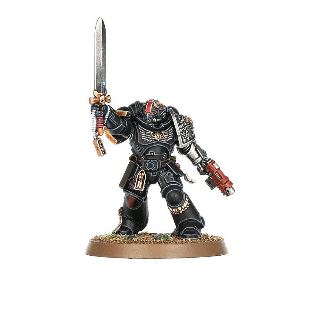 Combat Patrol Deathwatch lieutnant