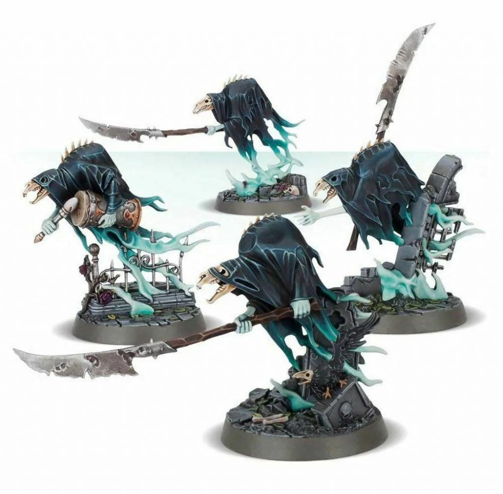 Storm Strike Age of Sigmar Glaivewraith Stalkers