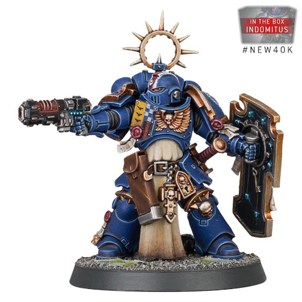 Lieutenant primaris Starter Recruit Edition