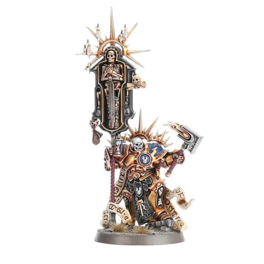 Start Collecting Stormcast Eternals Thunderstrike Brotherrhood Lord relictor