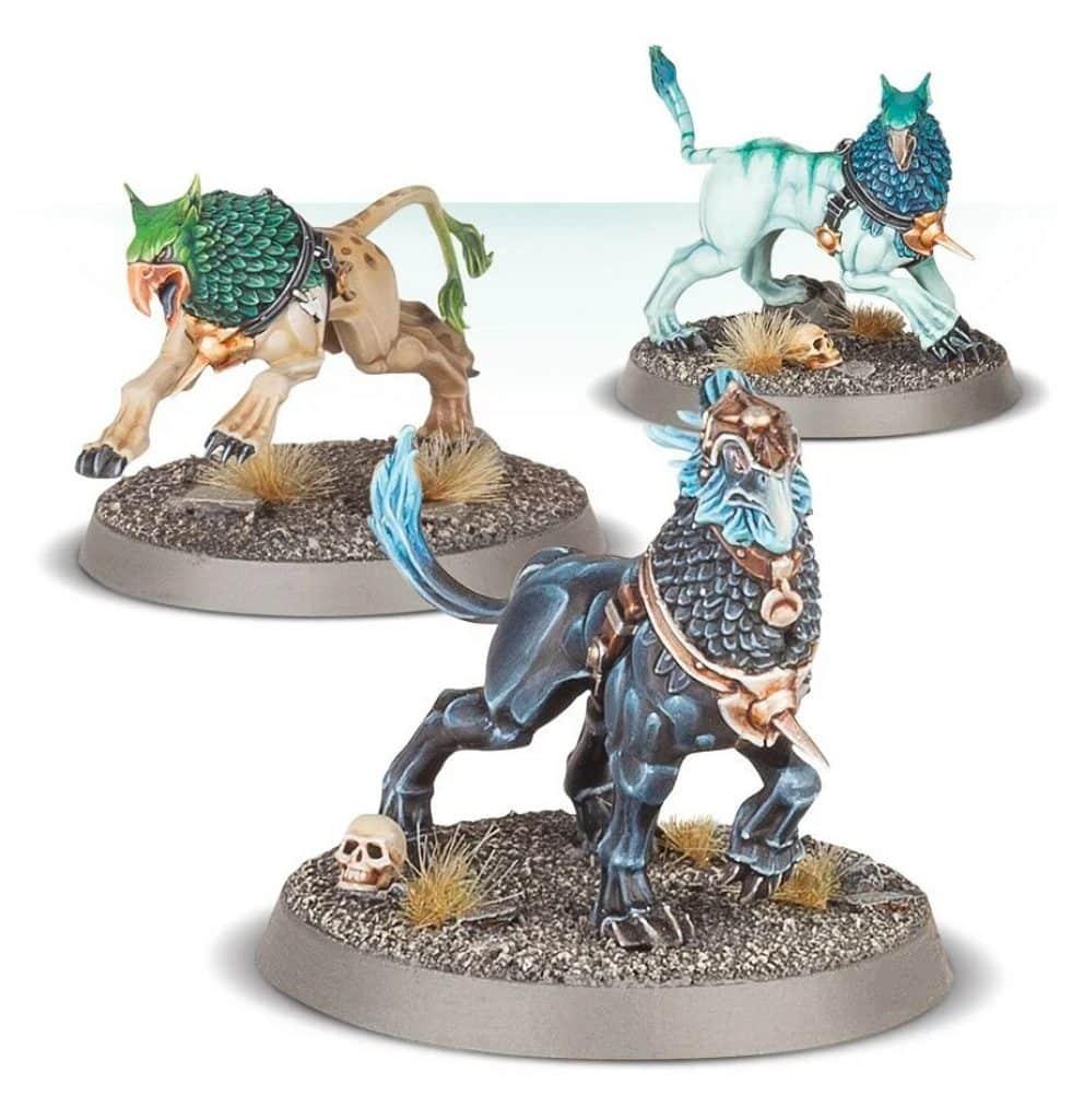 Start Collecting Stormcast Eternals Vanguard Gryph-hounds