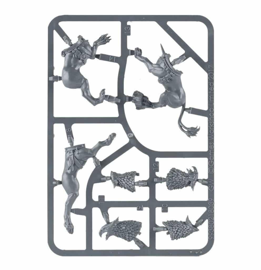 Start Collecting Stormcast Eternals Vanguard Gryph-hounds sprue