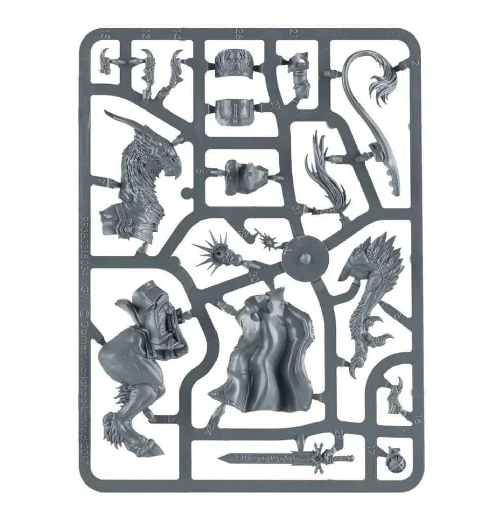 Start Collecting Stormcast Eternals Vanguard Lord-Aquilor sprue
