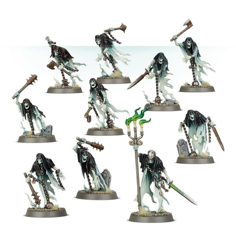 Soul Storm chainrasps