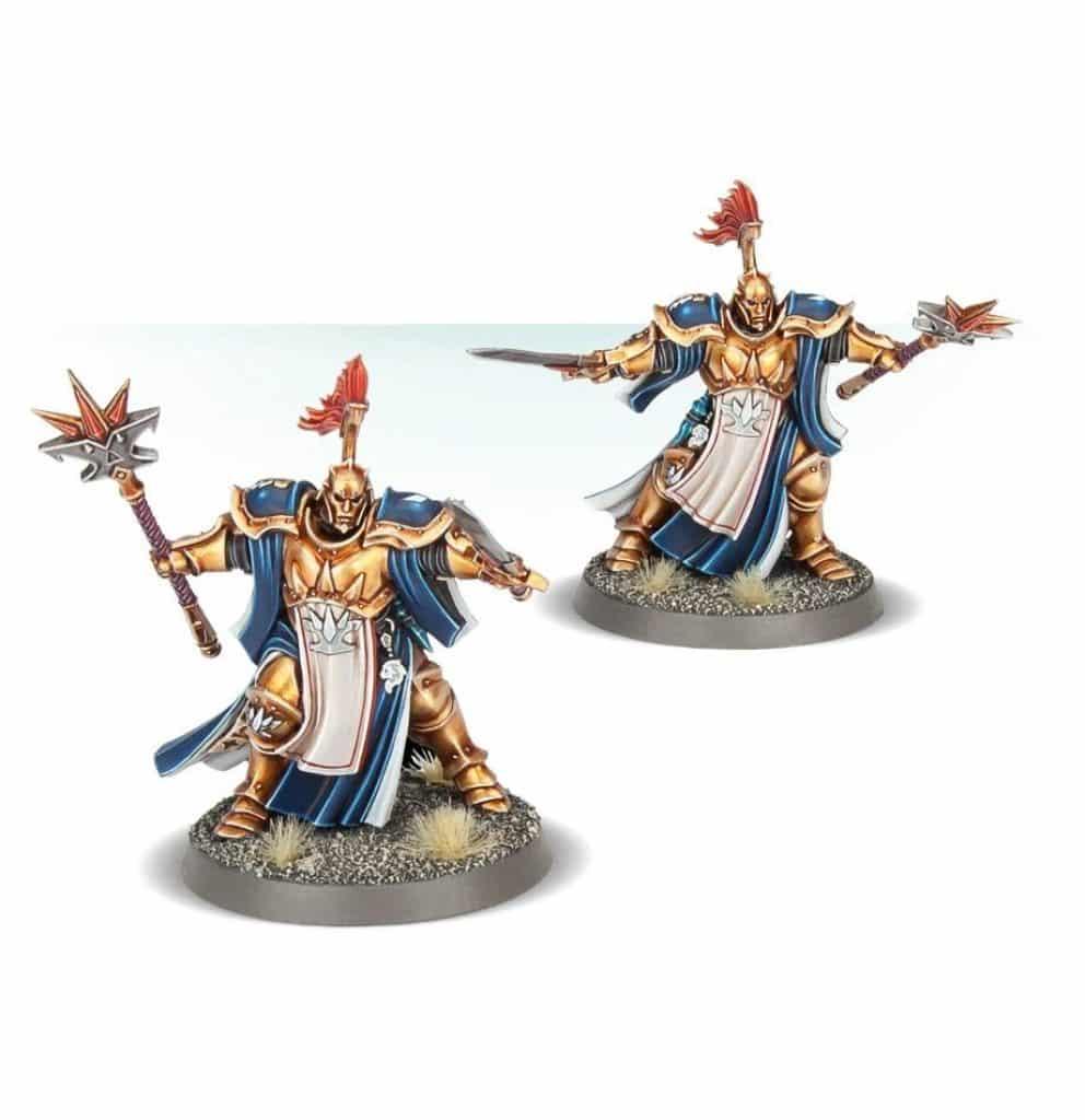 Soul Storm evocators