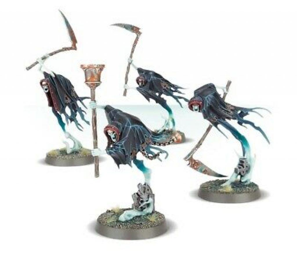 Soul Storm Grimghast Reapers