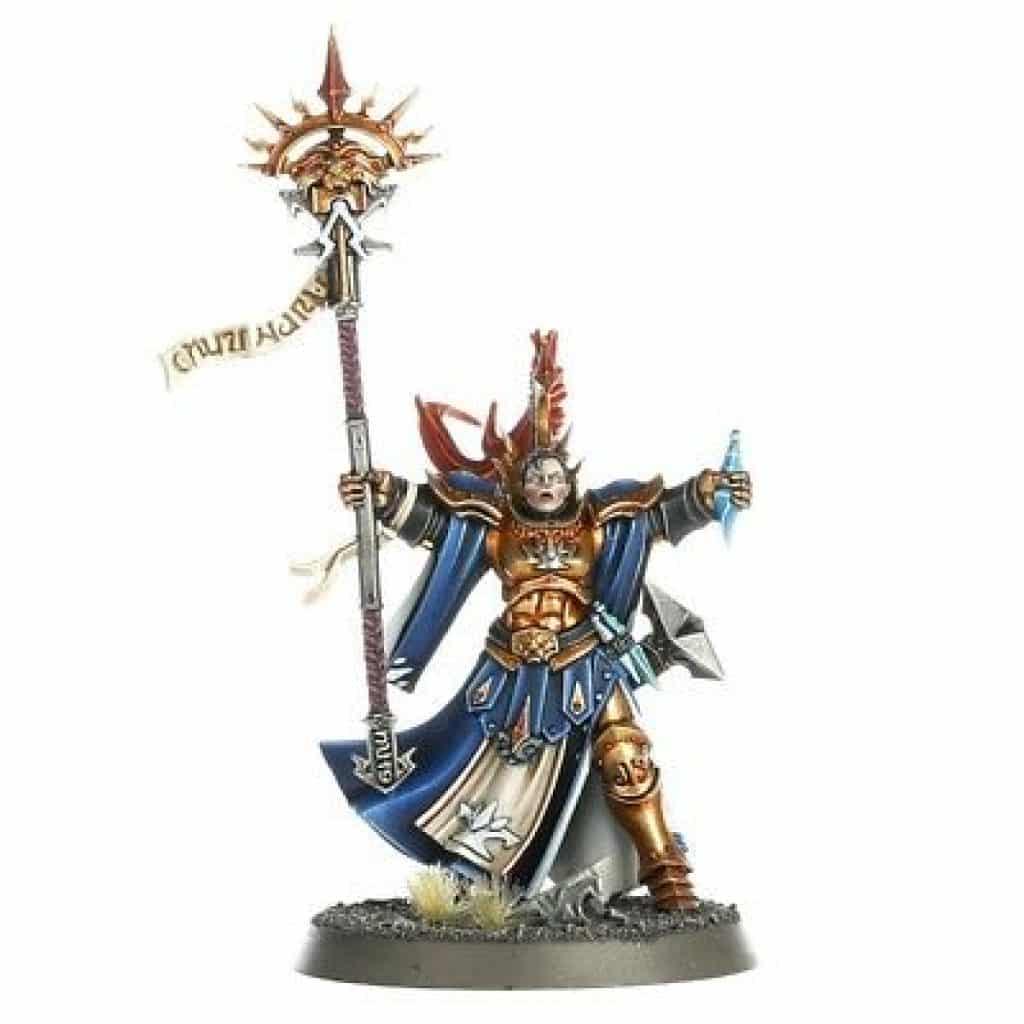 Soul Storm incantator