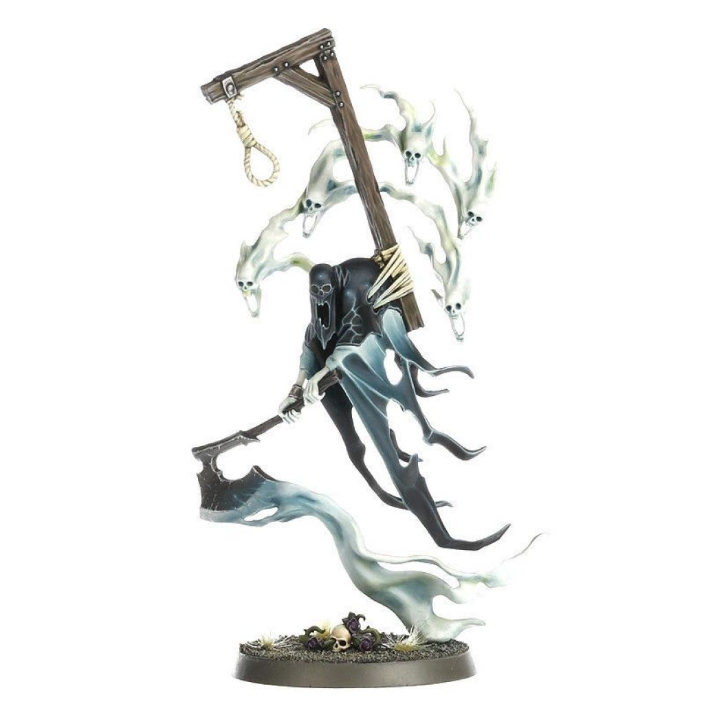 Soul Storm lord executionner