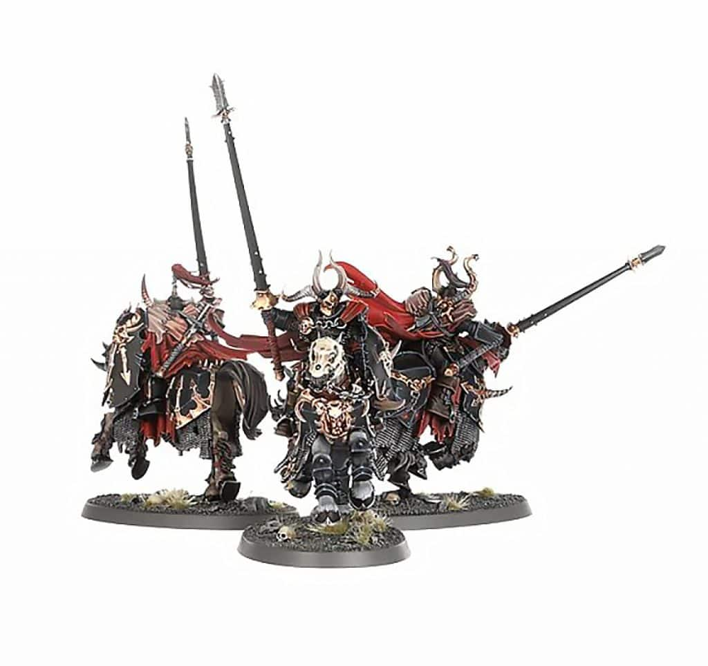Age of Sigmar Start Collecting Slave to Darkness Chaos Knights
