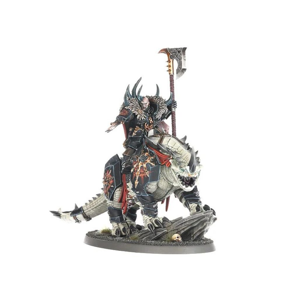 Age of Sigmar Start Collecting Slave to Darkness Chaos Lord on Karkadrak