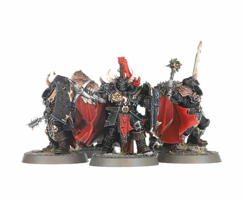 Age of Sigmar Start Collecting Slave to Darkness Chaos Warriors