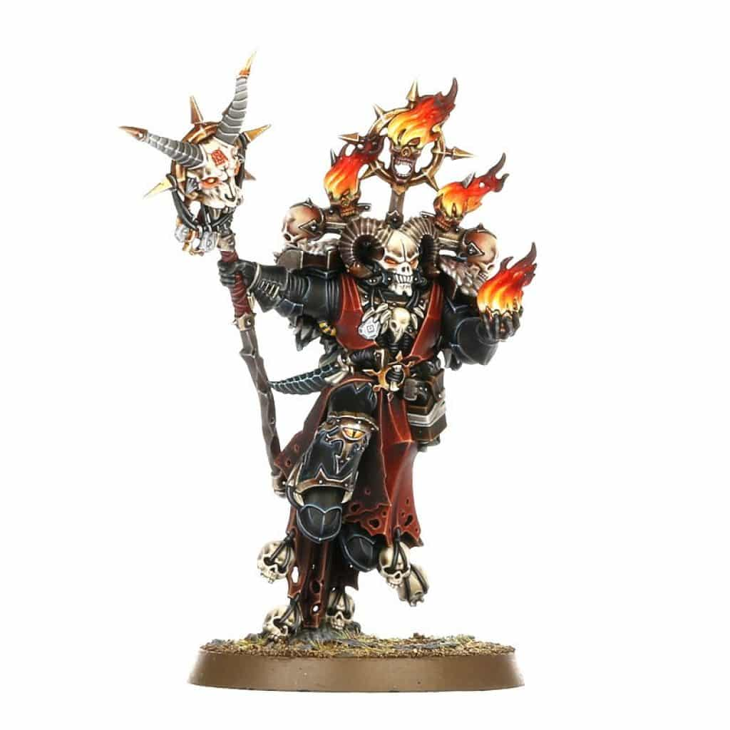 Start collecting chaos space marine Master of possession