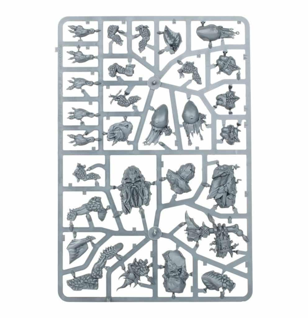 AoS Start Collecting Gloomspite Gitz Troggoths Rockgut sprue