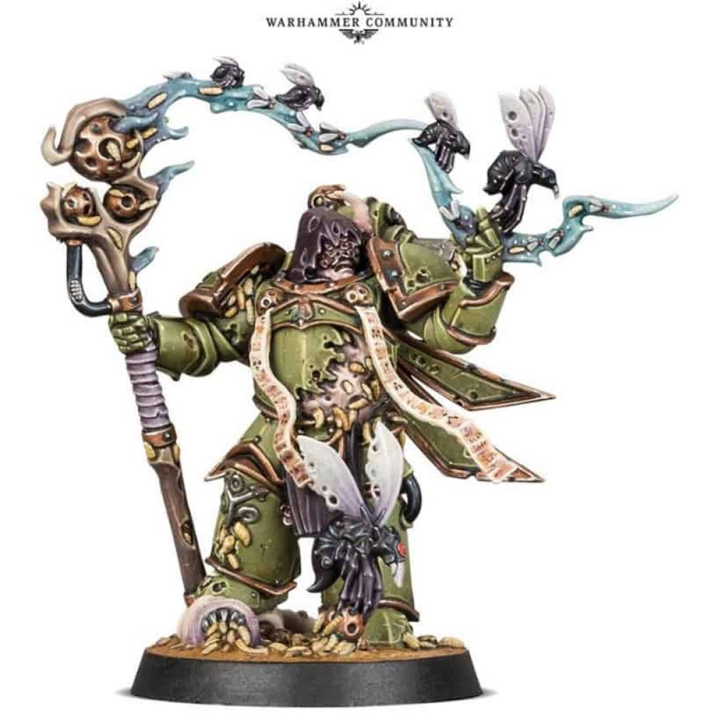 Codex Death Guard Sorcerer